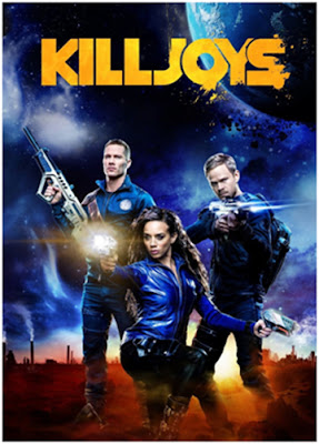 Explora-aventuras- trío-Cazarrecompensas-estreno-Killjoys