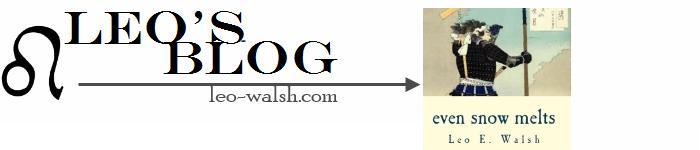 leo-walsh.com | Leo's Blog