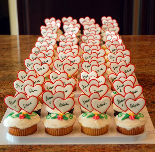 Wedding Shower Cupcake...