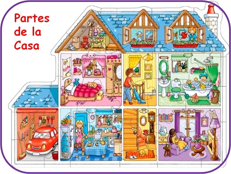 Fotos de las partes de la casa Imagui : Partes2Bcasa2B1 from www.imagui.com size 969 x 729 jpeg 285kB