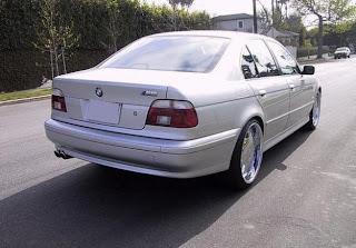 BMW 525i cars