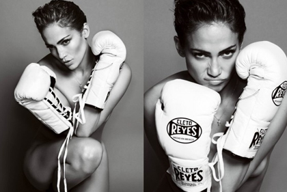 Jennifer Lopez couverture V Magazine
