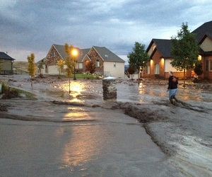 Photo of Flooding in Saratoga Springs