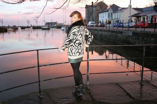 Outfit Blog Galway Pink