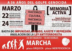 24 de marzo en Tucumán
