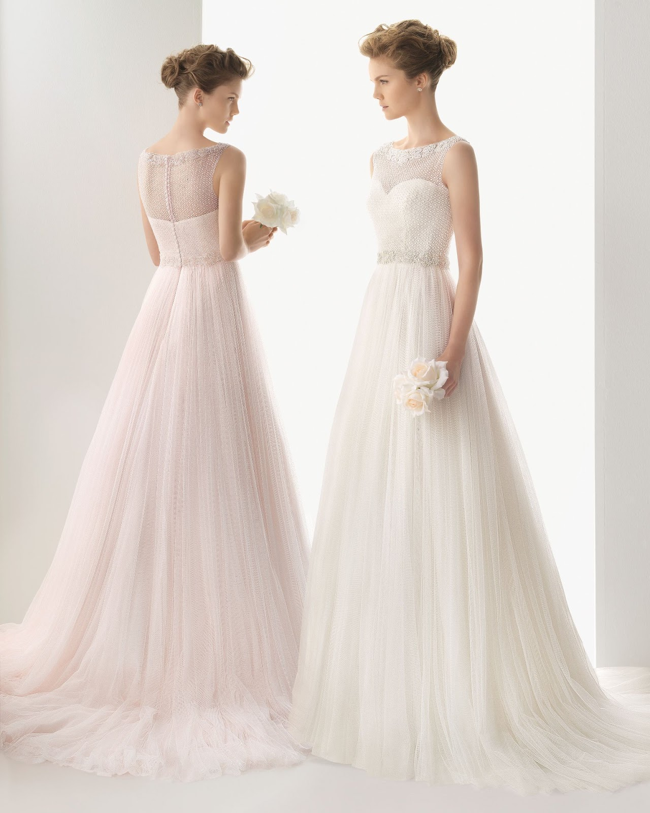 Soft by Rosa Clara 2014 Spring Bridal Collection