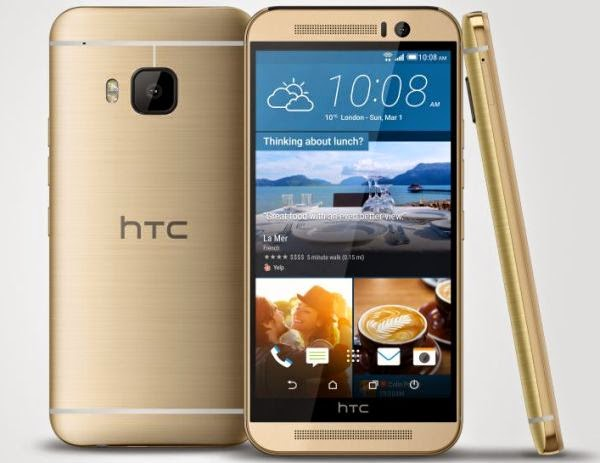 Bocoran Spesifikasi Lengkap HTC One E9