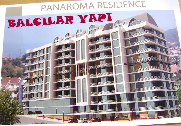 BALCILAR YAPI Panoroma Residance Fatih Sitesi Kozlu/ZONGULDAK