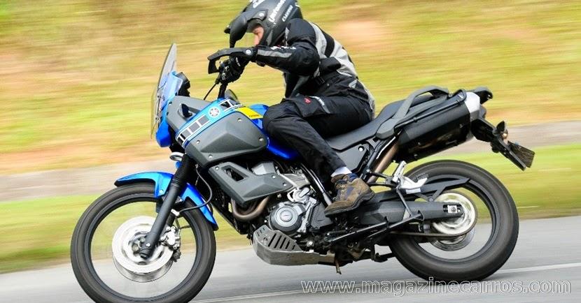 Yamaha XT 660Z 2015