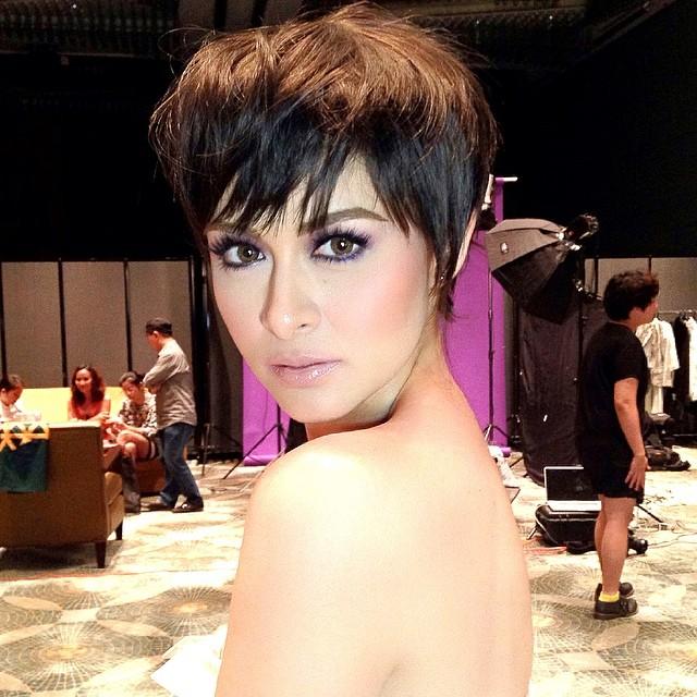 Marian Rivera new hairtyle
