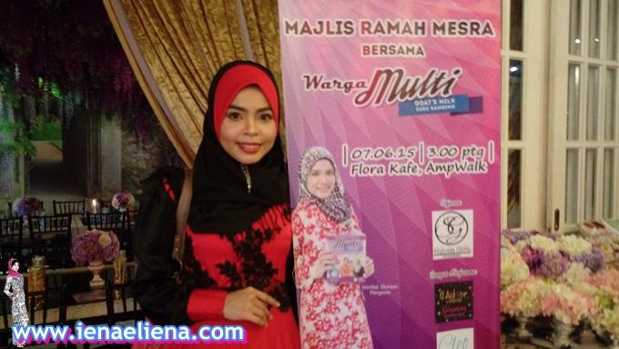 Majlis Ramah Mesra Bersama Warga Multi
