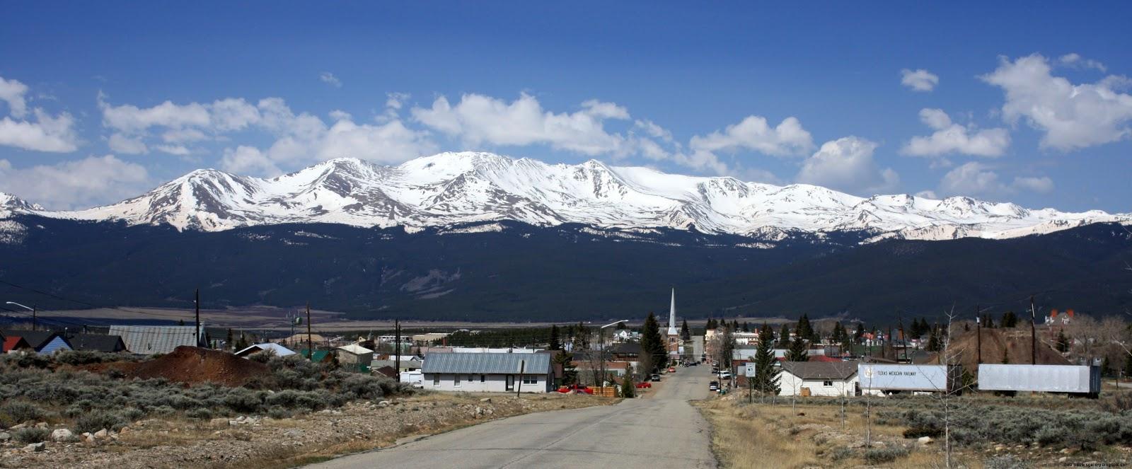 Mount Massive Leadville Colorado