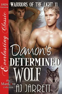 Damon's Determined Wolf