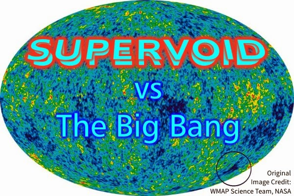 "Proponents of the Big Bang keep getting new difficulties in their quest to deny the Creator. This time, it's cold spots in the ""supervoid""."