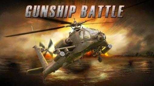Download Game Gratis Helicopter 3 D : Gunship Battle For Android
