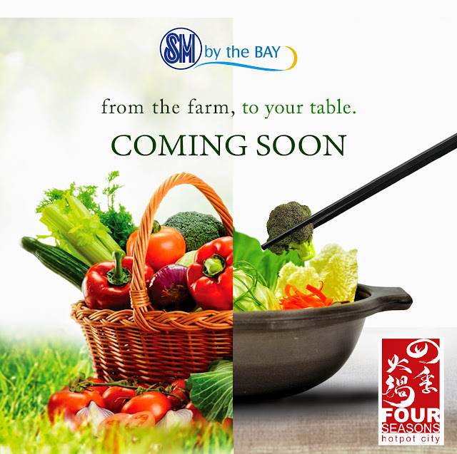 Four Seasons Hotpot City Opening Soon at SM Mall of Asia