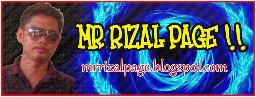 Mr Rizal Page !!