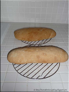 bread baked on grill compared to oven baked