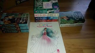 Avon Books, romances, Bea's Book Nook, giveaway