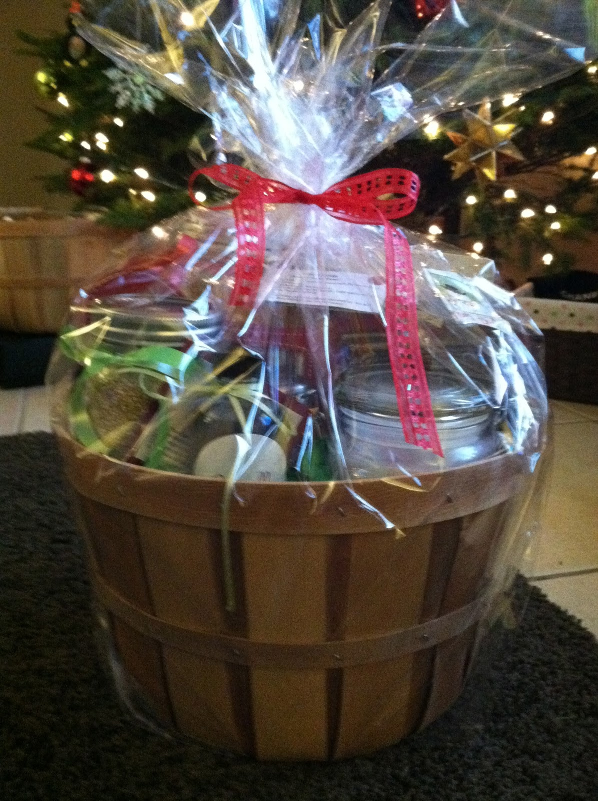Melicipes healthy homemade gift baskets melicipes negle Gallery
