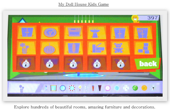 doll house games