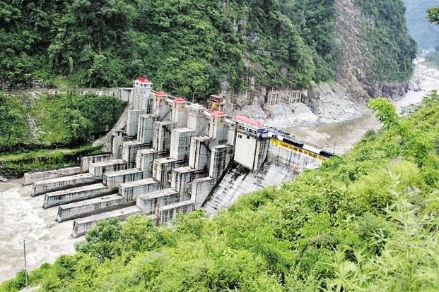 nhpc to work with irrigation department