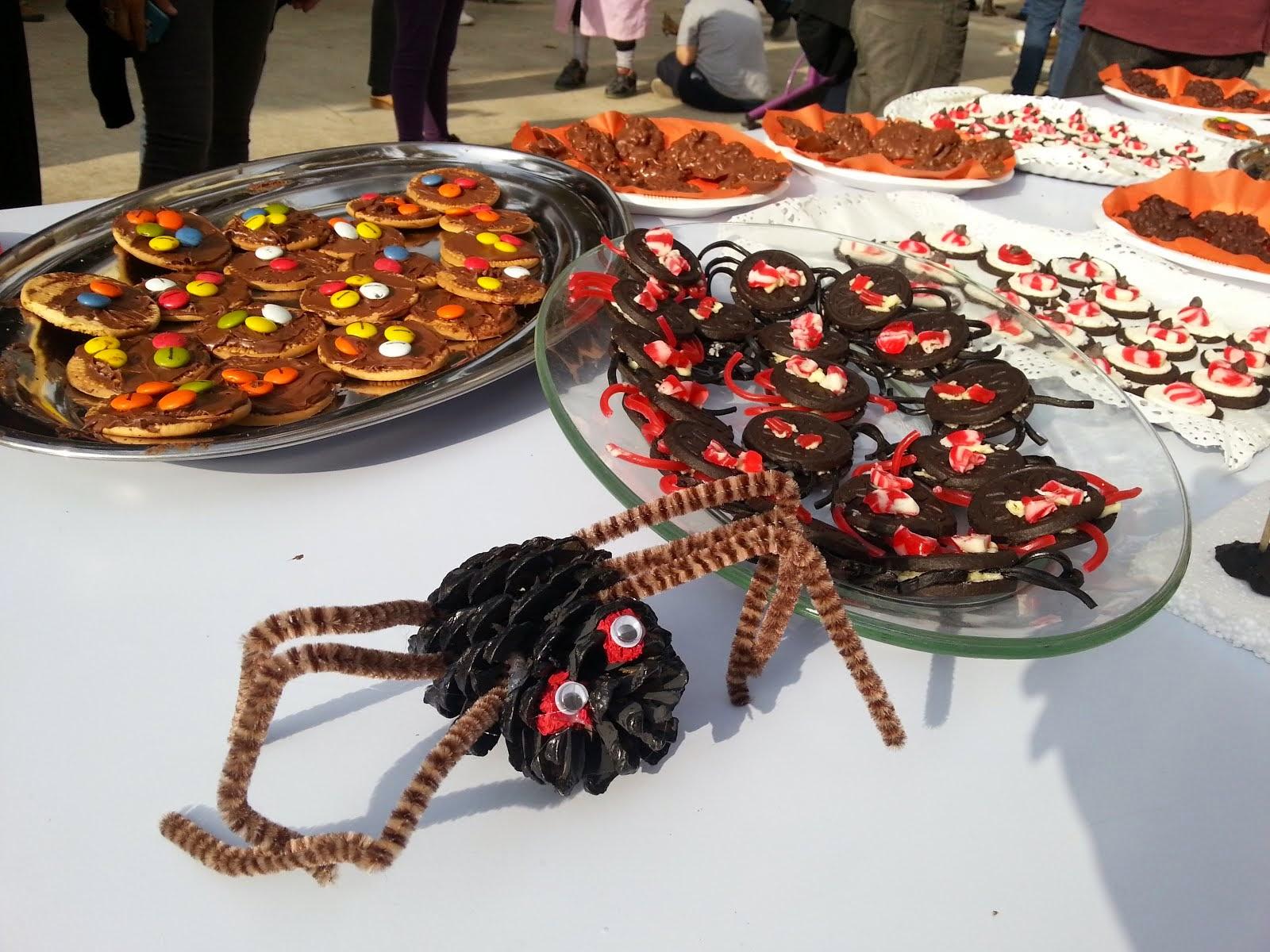 La festa de la castanyada i Halloween