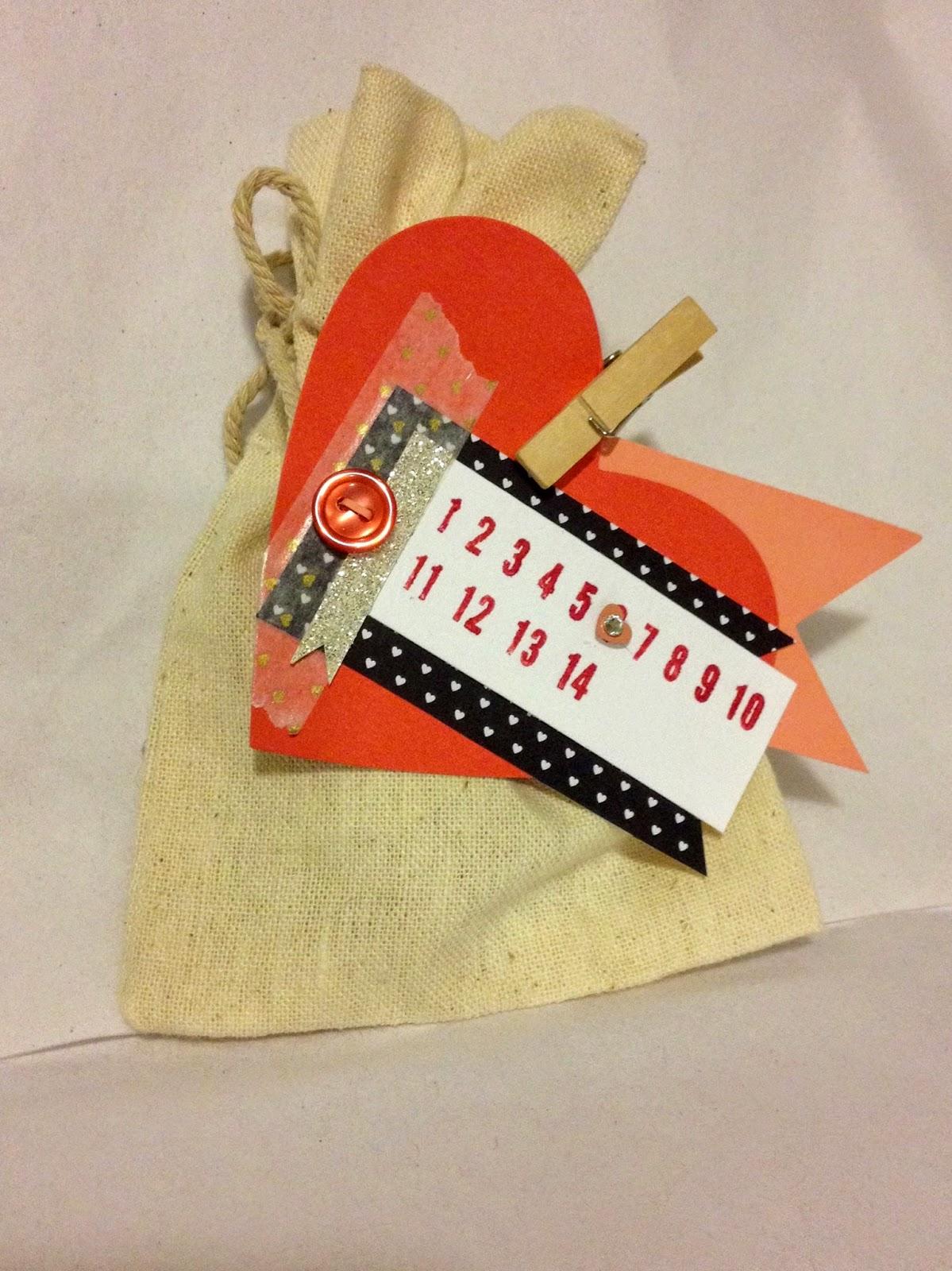 Valentine Countdown Series -3 Stampin Up MidnightCrafting