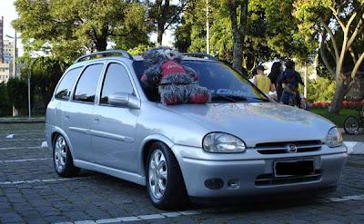 Corsa Wagon Rebaixada