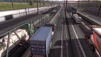 Euro Truck Simulator 2 port