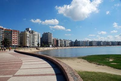 Imperdibles de la ciudad de Montevideo, Montevideo, Paseo por Montevideo, Que ver en Montevideo, Que visitar en Montevideo, Rambla de Montevideo,