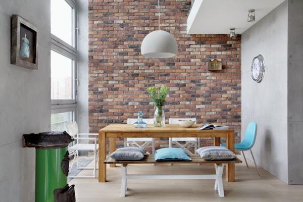 Loft pequeno decorar tu casa es - Decoracion loft pequeno ...