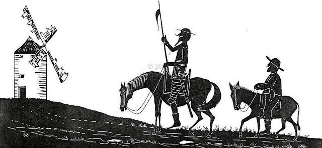 ... do Dom Quixote