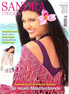 Revista Sandra Stricken № 1 2011