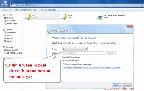 menambahkan-drive-server-ke-komputer-client