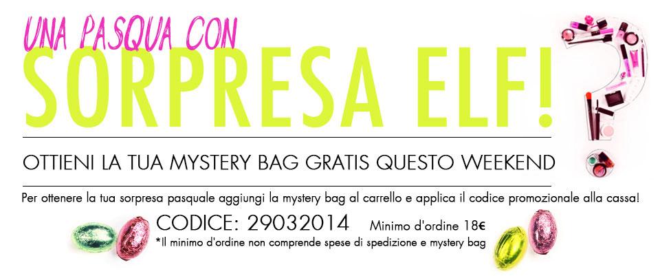 E.L.F. - Mystery Bag Pasqua 2013