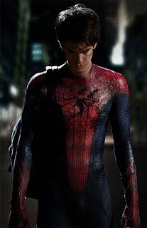 """Andrew Garfield é """"O Espetacular Homem-Aranha"""""""