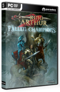 Free Download The Game King Arthur: Fallen Champions Full Version Free For PC ~ Link Download From MediaFire File Size 1.46GB ~ Genre : RPG Game, Strategy Game ~ download-31.blogspot.com