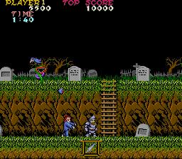 25 videojuegos míticos en Flash Ghosts_n_goblins