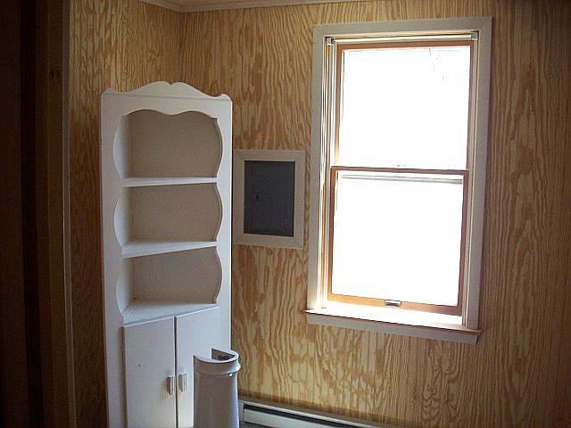 cottage style corner cabinet