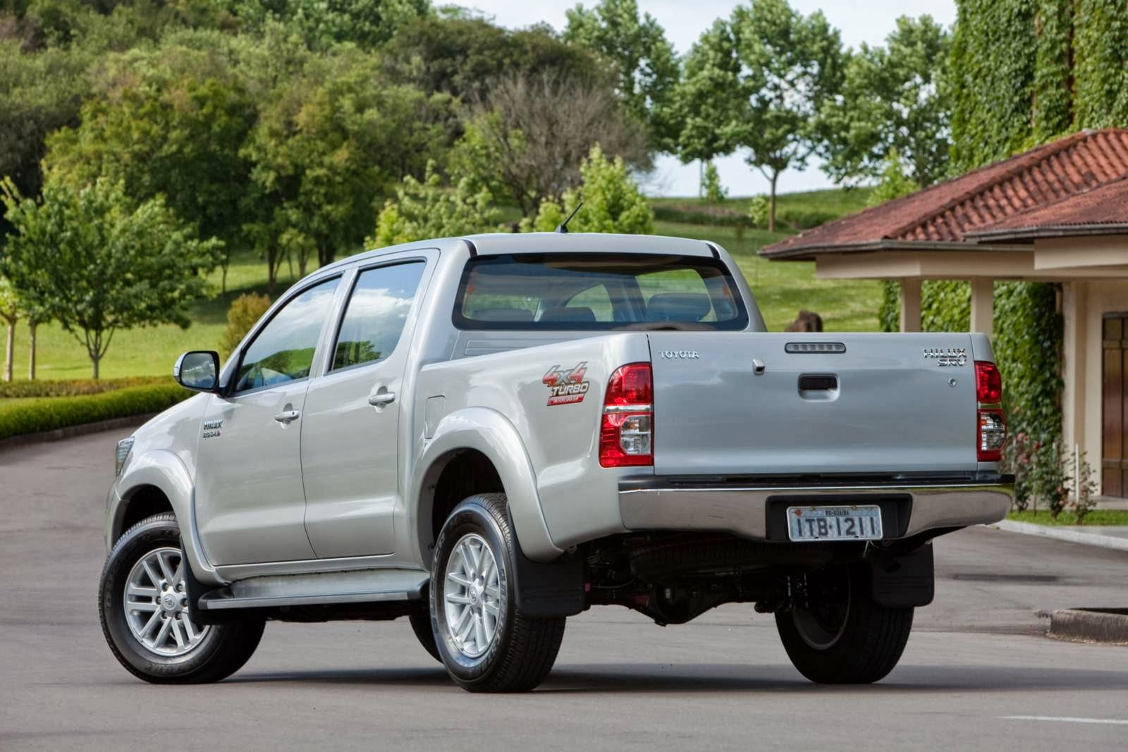 Toyota Hilux Recall