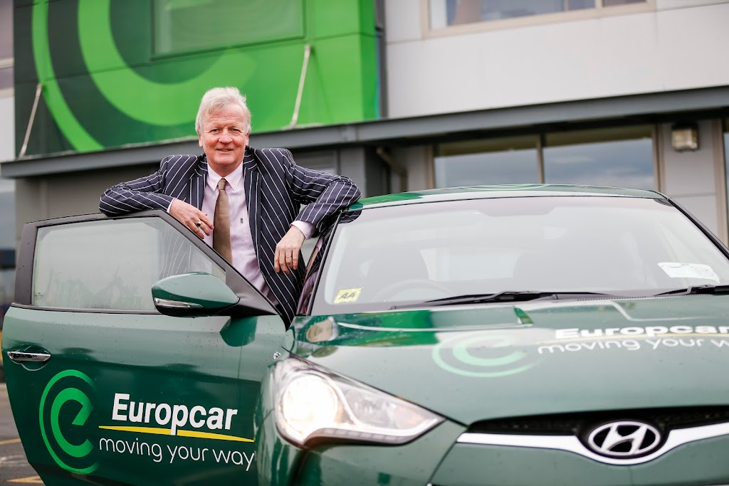 Irish car travel magazine europcar rental days hit a million for Garage auto menton