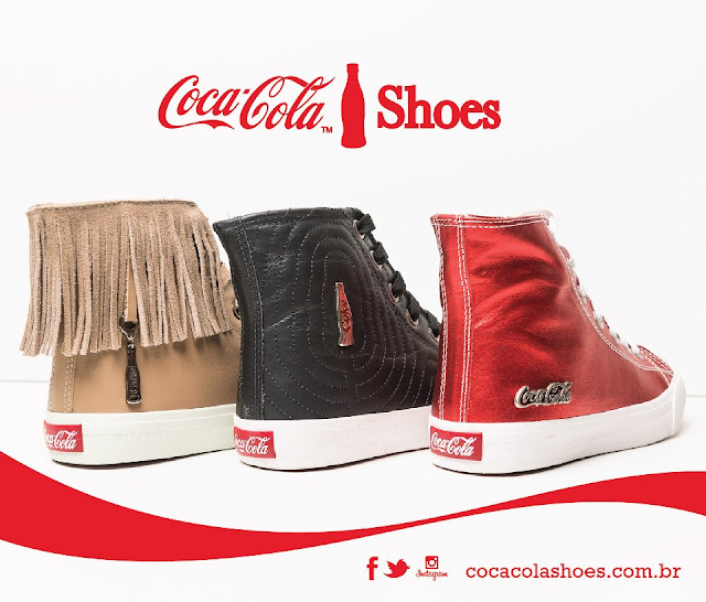 Botas coca-cola shoes