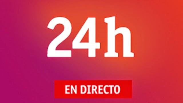 Canal 24 Horas TVE en vivo