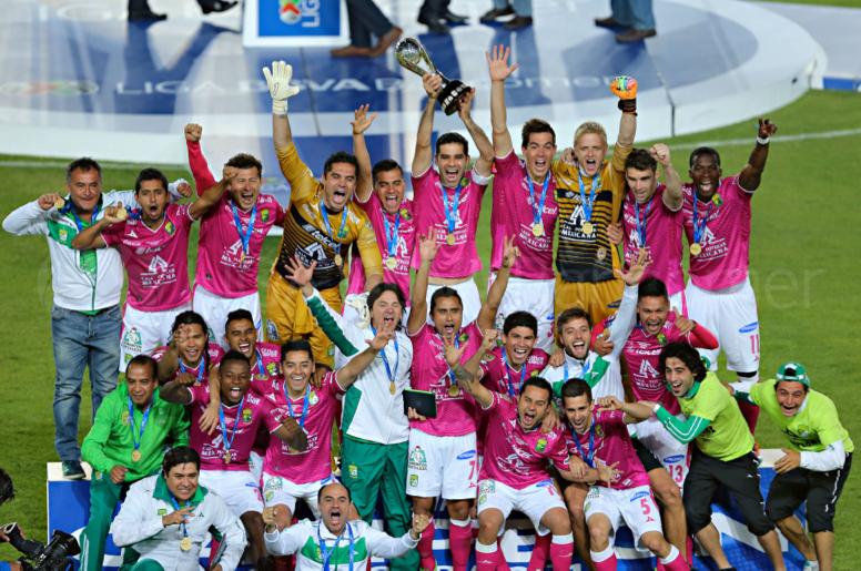 León Bicampeón Liga MX clausura 2014
