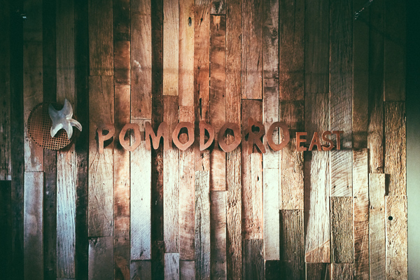A review of happy hour at Pomodoro East in Nashville, Tennessee