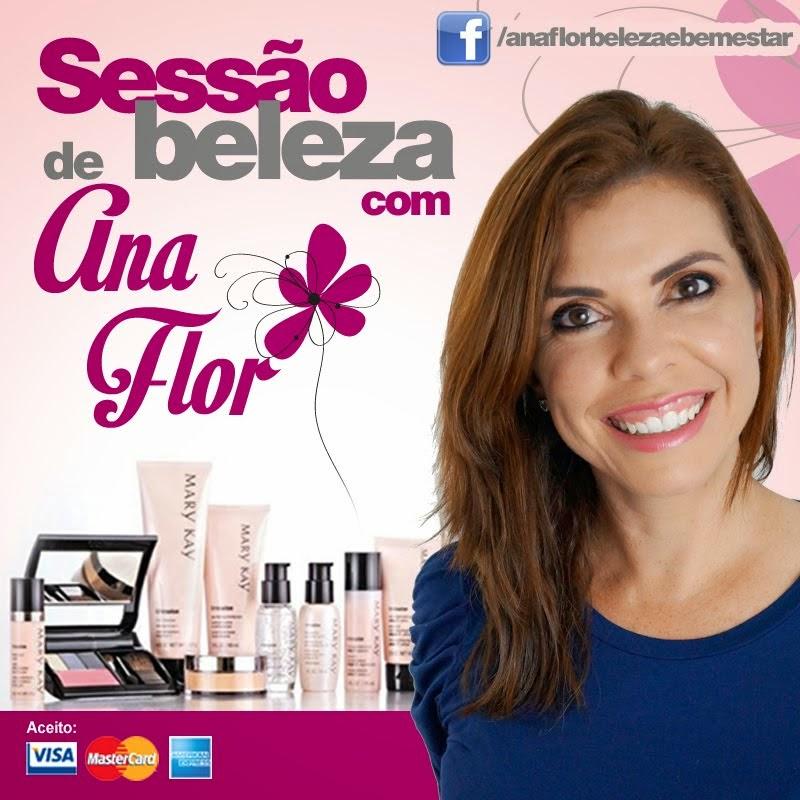 SESSÃO DE BELEZA MARY KAY