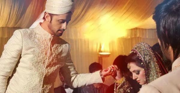 ATIF ASLAM WEDDING | AMC HOUSE