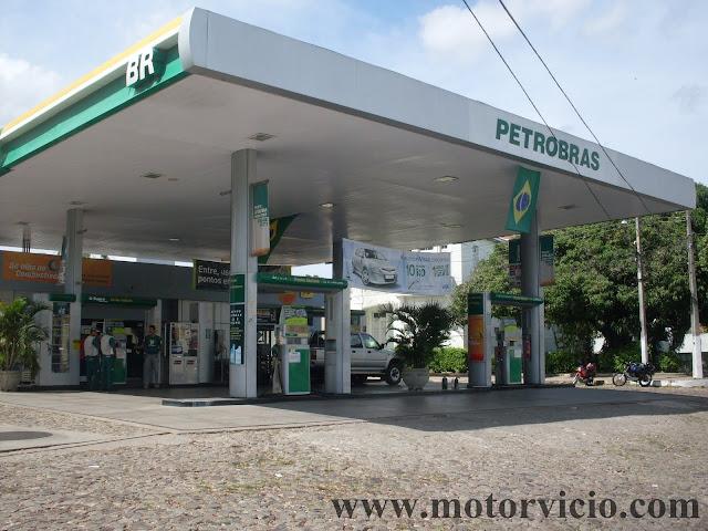 Aumento de preço da Gasolina nos postos Petrobras