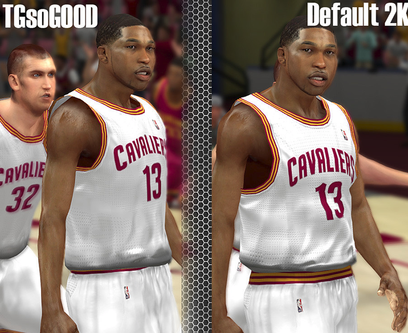 Tight NBA 2K14 Jerseys